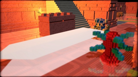 3d dot Game Heroes Dungeon