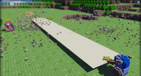 3d dot Game Heroes Longsword