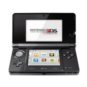 3ds Cosmo Black