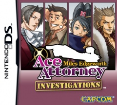 ace Attorney Investigations Miles Edgeworth Cover