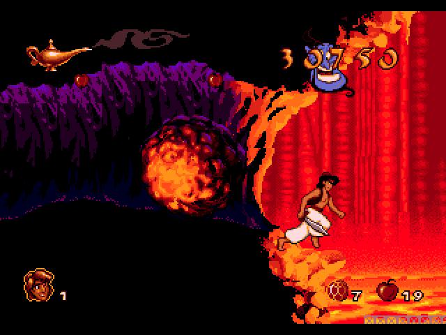[décor] La lave Aladdin-rolling-boulder-lava-jump