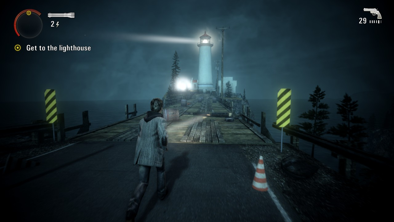 Alan Wake Lighthouse pc