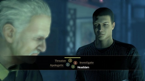 Alpha Protocol Michael Thorton Conversation