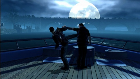 Alpha Protocol Michael Thorton Moonlight Battle