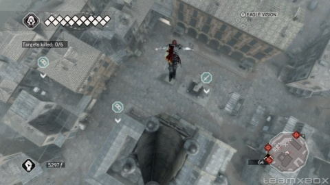 Assassins Creed 2 Ezio Leap of Faith