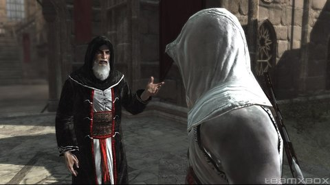 Assassins Creed Altair Master Reprimand