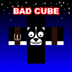 Bad Cube Cover