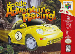 Beetle Adventure Racing! Cover