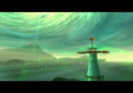 Beyond Good And Evil Cutscene Lighthouse
