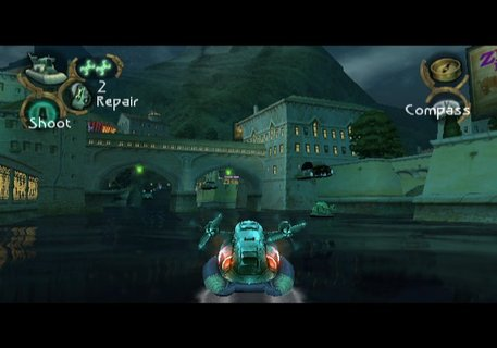 Beyond Good And Evil Jade Hovercraft