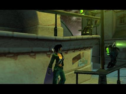 Beyond Good And Evil Jade Stealth Sneaking Domz