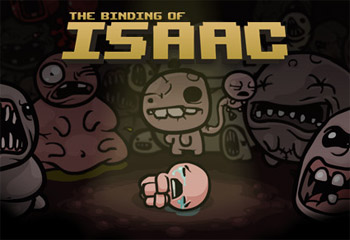 Binding of Isaac Cover