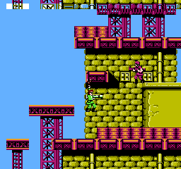 Bionic Commando Grappling Hook