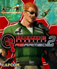 Bionic Commando Rearmed 2 Cover