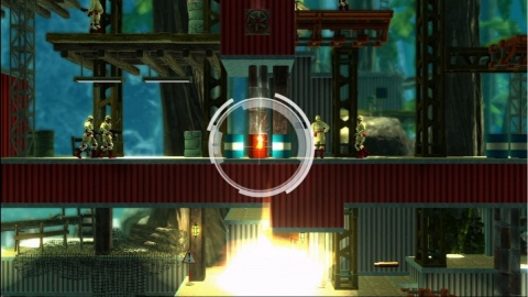 Bionic Commando Rearmed 2 Sniping