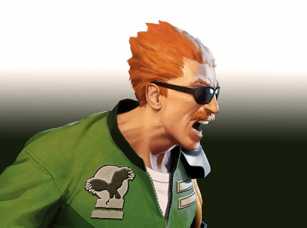 Bionic Commando Rearmed 2 Stache