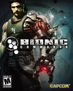 Bionic Commando Xbox 360 Cover