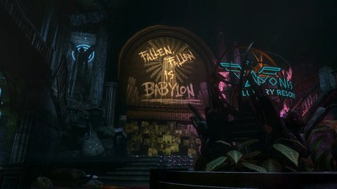Bioshock 2 Welcome To Rapture Fallen Babylon