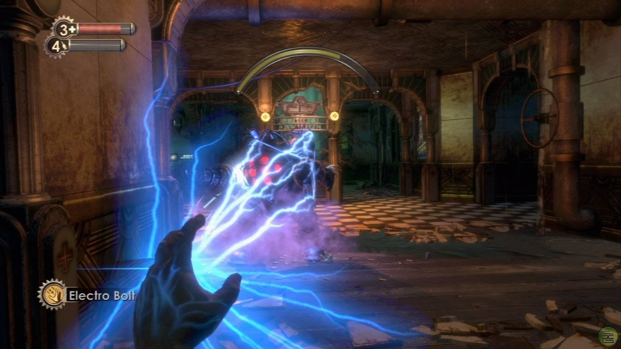 How Can I Make A Bioshock Electric Hands Power Ue4 Answerhub Electricity In Action Alt Text