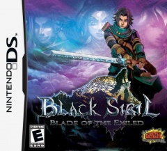 Black Sigil: Blade of the Exiled Cover