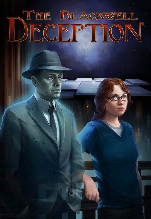 Blackwell Deception Cover