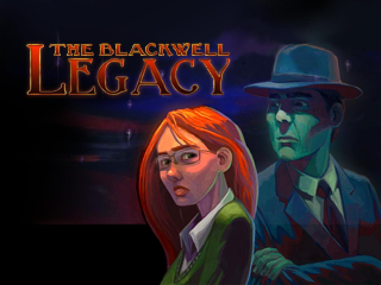The Blackwell Legacy Cover