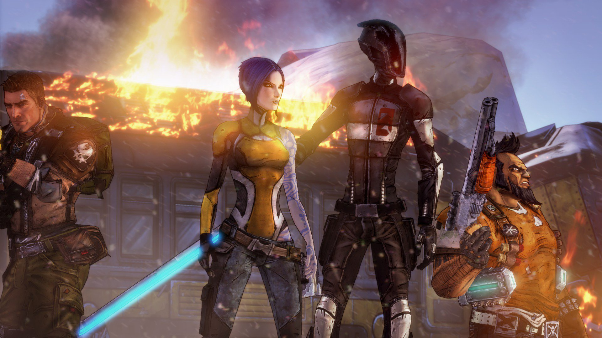 Borderlands 2 | First Hour Review | The First Hour Borderlands 2 Review