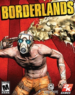 Borderlands: The Zombie Island of Dr. Ned Cover