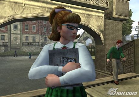 Bully Beatrice Nerd Chick