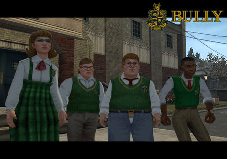 Bully Nerds Beatrice Fatty Johnson