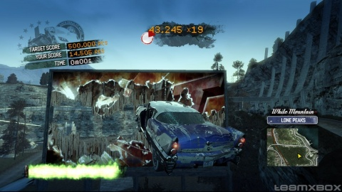 Burnout Paradise Billboard Crash