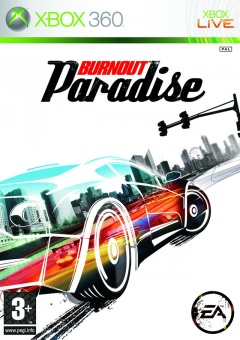 Burnout Paradise Cover