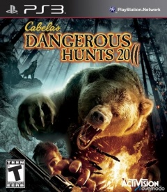 Cabelas Dangerous Hunt 2011 Cover