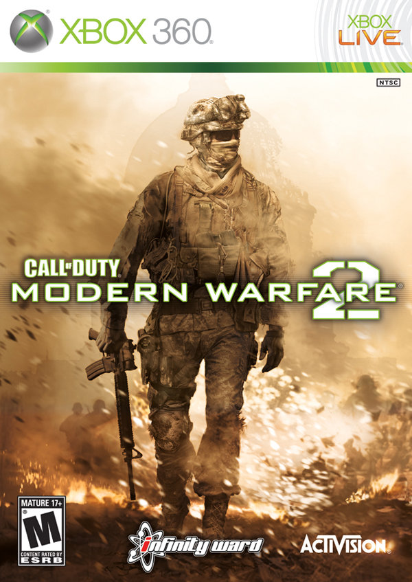 call of duty modern warfare 2 cover ps3. Call of Duty: Modern Warfare 2