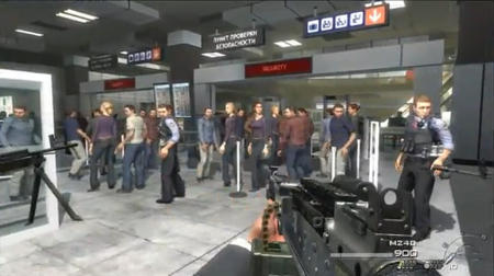 Call Of Duty Modern Warfare 2 No Russian Airport