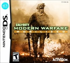 Call of Duty: Modern Warfare: Mobilized Cover