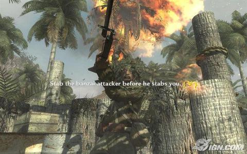 Call Of Duty World At War Banzai Charge
