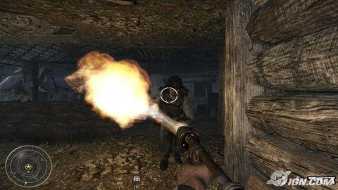Call Of Duty World At War Flamethrower