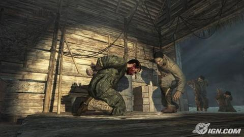 Call Of Duty World At War Japanese Cutscene
