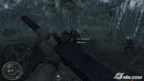 Call Of Duty World At War Japanese Jungle