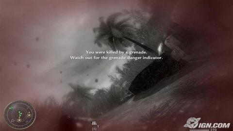 Call Of Duty World At War Killed By Grenade