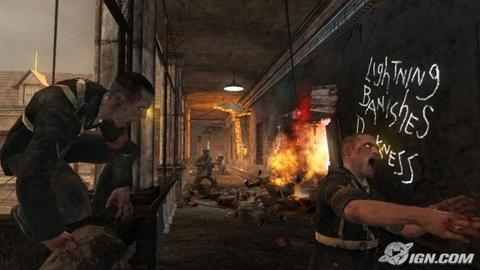 Call Of Duty World At War Nazi Zombie