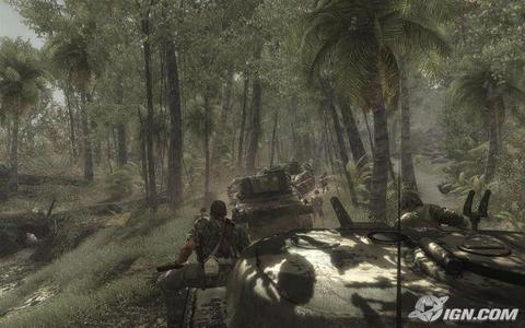 Call Of Duty World At War Sherman Tanks