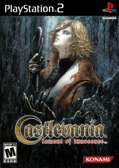 Castlevania Lament of Innocence Cover