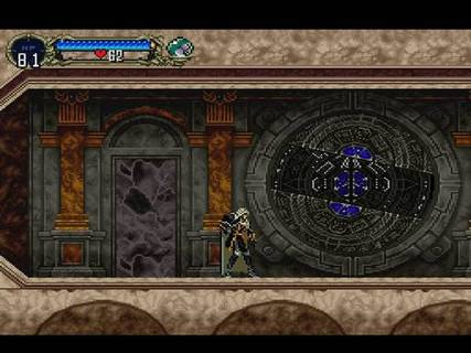 Castlevania Symphony Of The Night Alucard Portal