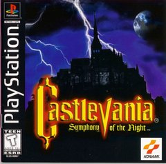 Castlevania: Symphony of the Night Cover