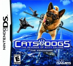 Cats and Dogs Revenge of Kitty Galore Cover