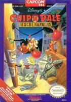 Chip And Dale/chip And Dale Rescue Rangers Cover