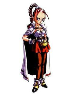 Chrono Trigger Flea man? woman?