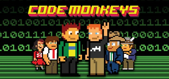 Code Monkeys Cover